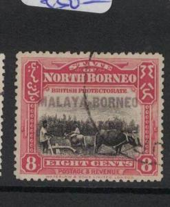 North Borneo SG 261 VFU (10dpm)