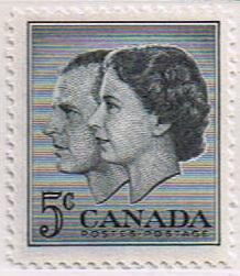 Canada Mint VF-NH #374 Royal Visit