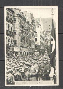 H0847 DEUTSCHES REICH ADOLF HITLER & ARMY WWII RARE PHOTOGRAPHS CIGARETTE CARDS