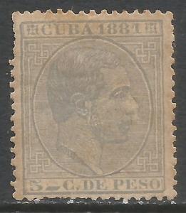 CUBA 97 MOG T122-1