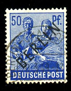 Germany #9N13 Used FVF Cat$29