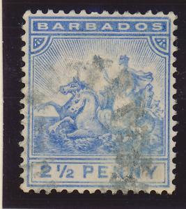 Barbados Stamp Scott #74, Used - Free U.S. Shipping, Free Worldwide Shipping ...