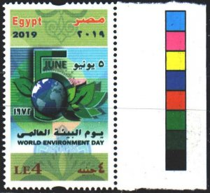 Egypt. 2019. Environmental protection. MNH.