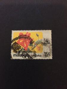 *Malaya Malacca #85u