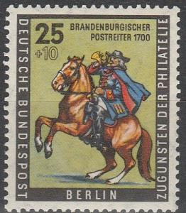 Germany #9NB18  MNH F-VF CV $2.50 (SU6366)