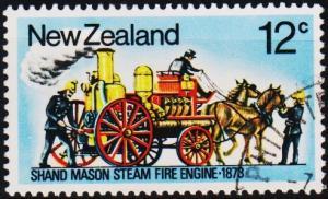 New Zealand. 1977 12c S.G.1158 Fine Used