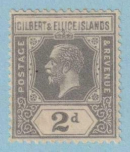 GILBERT & ELLICE ISLANDS 30  MINT HINGED OG * NO FAULTS EXTRA FINE!
