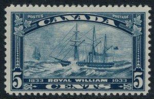 Canada #204*  CV $10.00