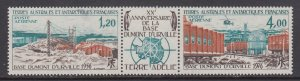 French Southern & Antarctic Territories    #c45a     mnh       cat $.24.00