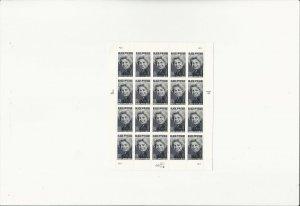 US Stamps/Postage/Sheets Sc #3371 Patricia Harris MNH F-VF OG FV 6.60