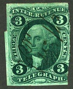 U.S. #R19a USED THIN