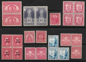 Doyle's_Stamps: MNH 1920's & 1930's Grouping Well Under Scott/Retail
