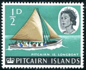Pitcairn Islands Sc#39 MH (Pi)