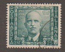 Italy C100 King Victor Emmanuel III 1938