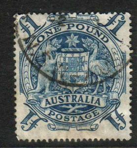 Australia Scott 220 Used!