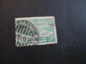 Uruguay #C83 Used WDWPhilatelic (H5K7)