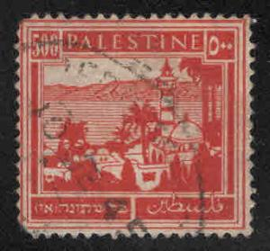 Palestine Scott 83 Used stamp from 1927-1942