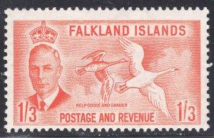 FALKLAND ISLANDS SCOTT 116