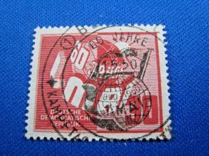 GERMANY  (DDR) -  SCOTT #53   Used   (dd)