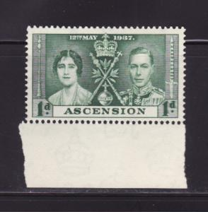 Ascension 37 MNH King George VI Coronation (A)