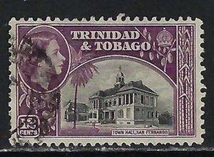 TRINIDAD &TOBAGO 79 VFU Y798-4