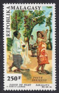 MALAGASY REPUBLIC SCOTT C83