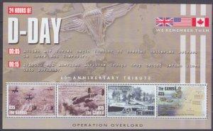 2004 Gambia 5297-5300KL Military equipment 8,00 €