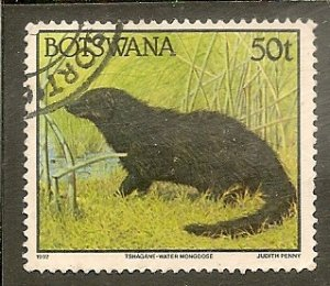Botswana   Scott 530   Animal   Used
