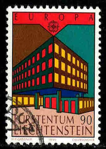 Liechtenstein # 925 ~ Used, HMR ~ cv 1.10