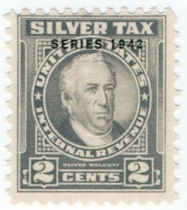 (I.B) US Revenue : Silver Tax 2c