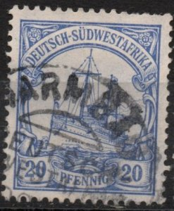 German South West Africa 1906-1919 #29 *USED*