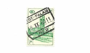 Belgium 1953 - Scott #Q350 *