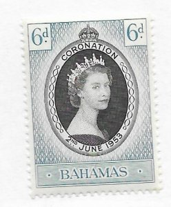 Bahamas #157 MH - Stamp CAT VALUE $1.25