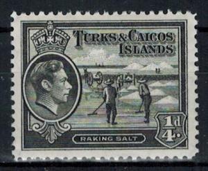 Turks & Caicos - Scott 78 MNH