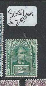SARAWAK (P200116) BROOKE  2C  SG51  MOG
