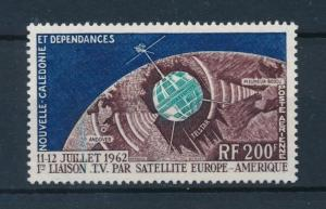 [96940] New Caledonia 1962 Space Travel Weltraum Telstar  MNH