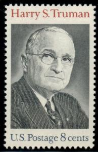 #1499 8¢ HARRY S. TRUMAN LOT OF 400 MINT STAMPS, SPICE UP YOUR MAILINGS!