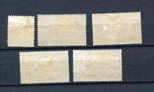 Vallees dAndorre 1932/43 MH 10333