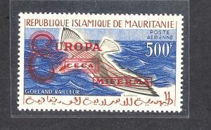 Mauritania #C16 Mint VF NH