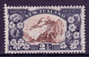 New Zealand - Scott #189 - MH - SCV $8.00
