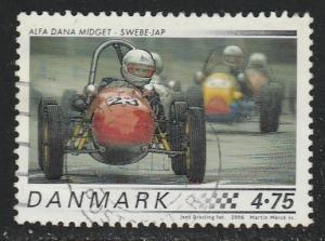 Danemark  2006  Scott No. 1357  (O)