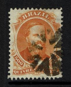 Brazil SC# 60, Used -  Lot 060417