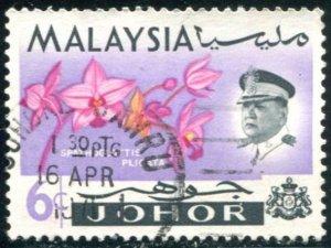Malaysia-Johor Sc#174 Used