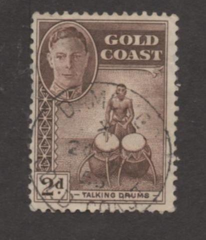 Gold Coast  Scott# 133 single used