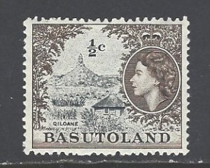 Basutoland Sc # 72 mint never hinged (DT)