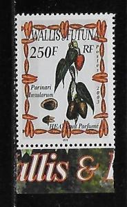 Wallis and Futuna Islands 579 Plant single MNH