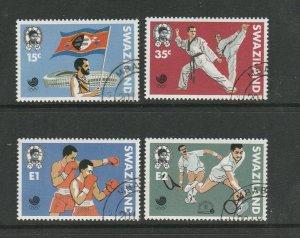 Swaziland 1988 Olympic Games VFU/CTO SG 541/4