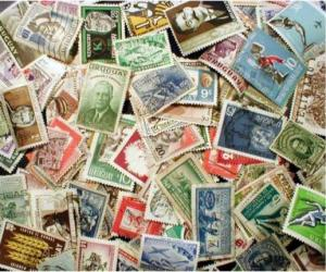 Uruguay Stamp Collection - 300 Different Stamps