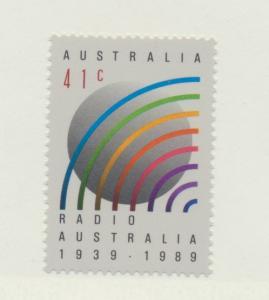 Australia Scott #1162, Mint Never Hinged MNH, Radio Australia Issue From 1989...