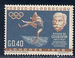 Paraguay Scott # 739, mint